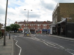 Blackheath Royal Standard Shopping Streets.