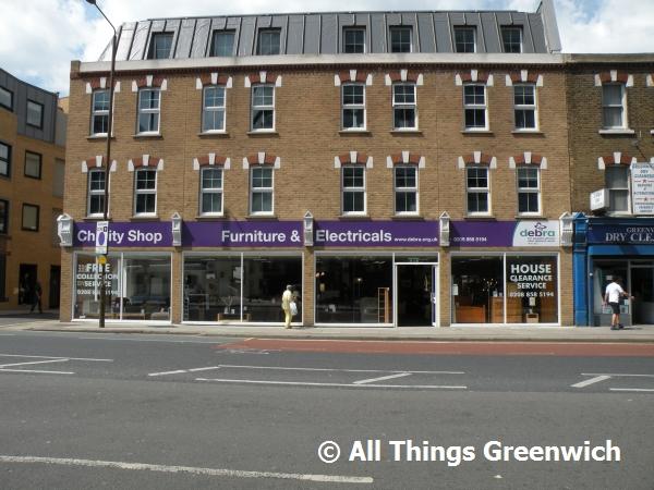 Greenwich Furniture Charity Shop