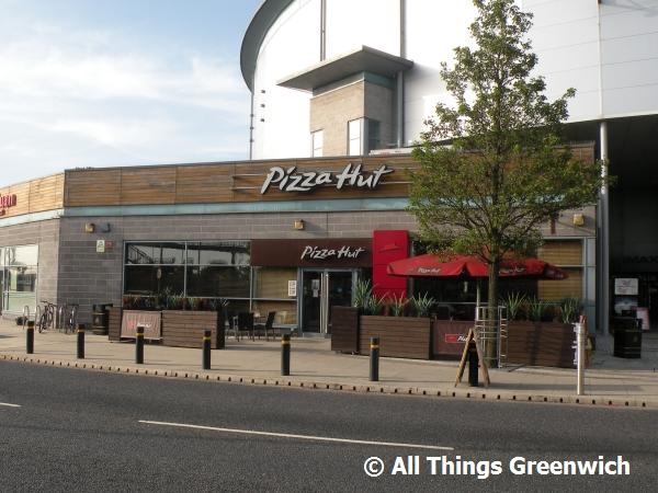 Pizza Hut Unit 2 Odeon Cinema Complex Bugsbys Way Se10